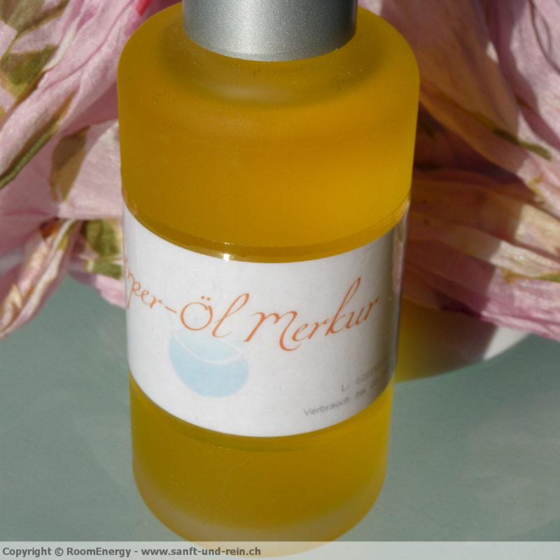 Körperöl Merkur