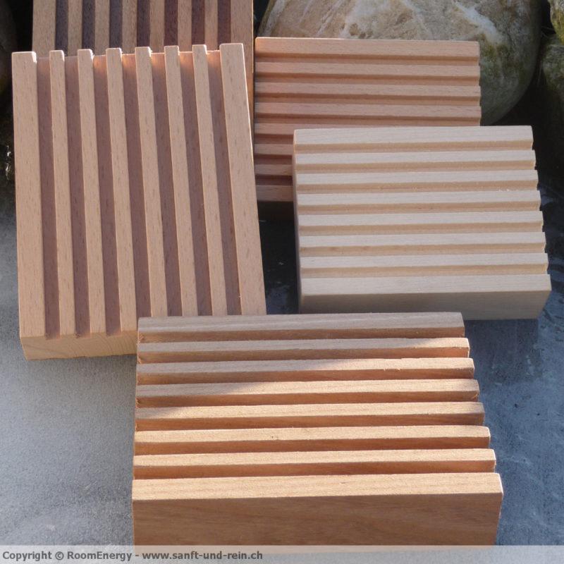 Holzseifenschalen