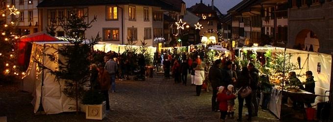 Laupen Weihnachtsmarkt