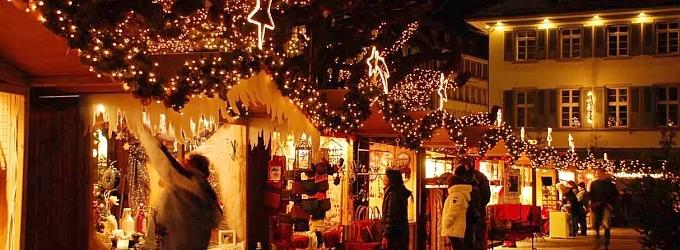 Thuner Weihnachtsmarkt